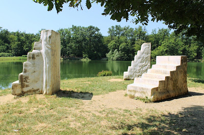 Poezija prostora/Stepenice - Milena Lah, 1981.
