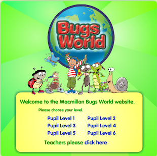 MacMillan Bug World Website
