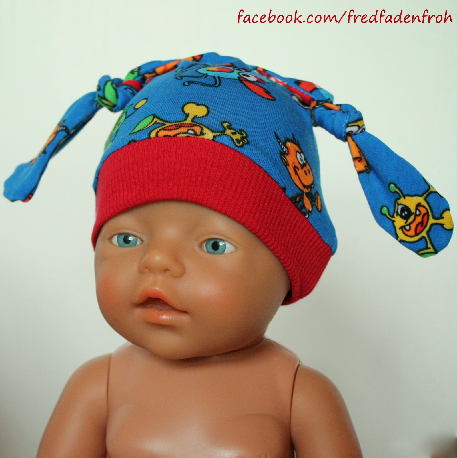 MiniMop Mütze