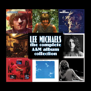 Lee Michaels' The Complete A&M Album Collection
