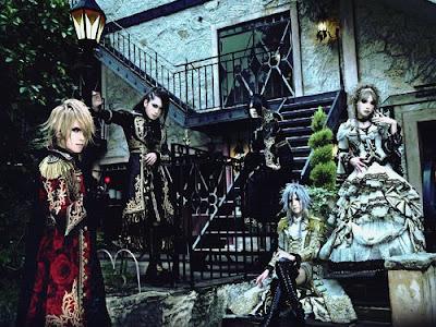 Versailles new LIVE DVD