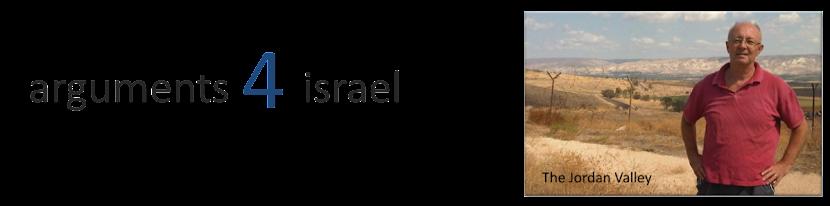 Arguments 4 Israel