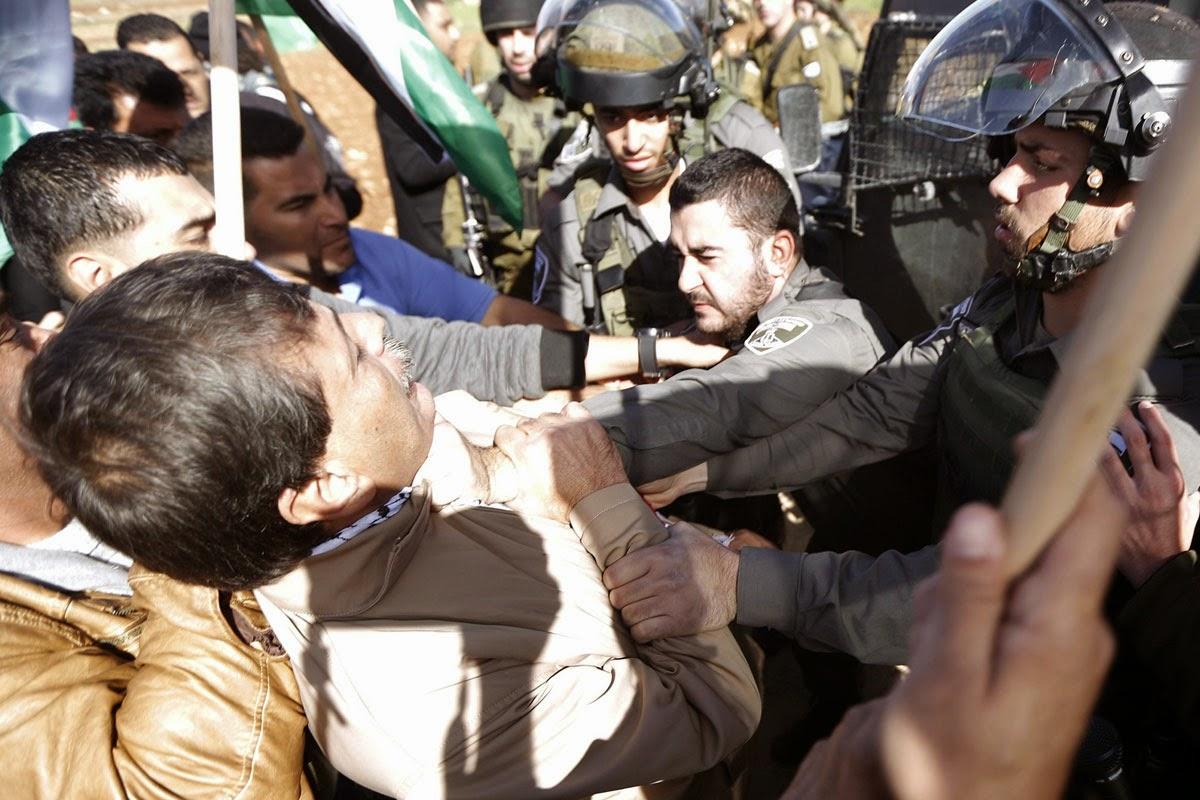 IDF strangled Palestinian Minister
