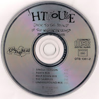 Hithouse - Jack To The Sound Of The Underground (CD Maxi) (1988)