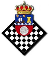 Escudo de la Federación Cántabra de Ajedrez
