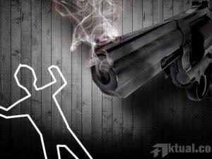 Oknum Polisi Penembak Biduan Diperiksa Propam