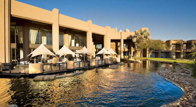 Windhoek Country Club Resort Namibia
