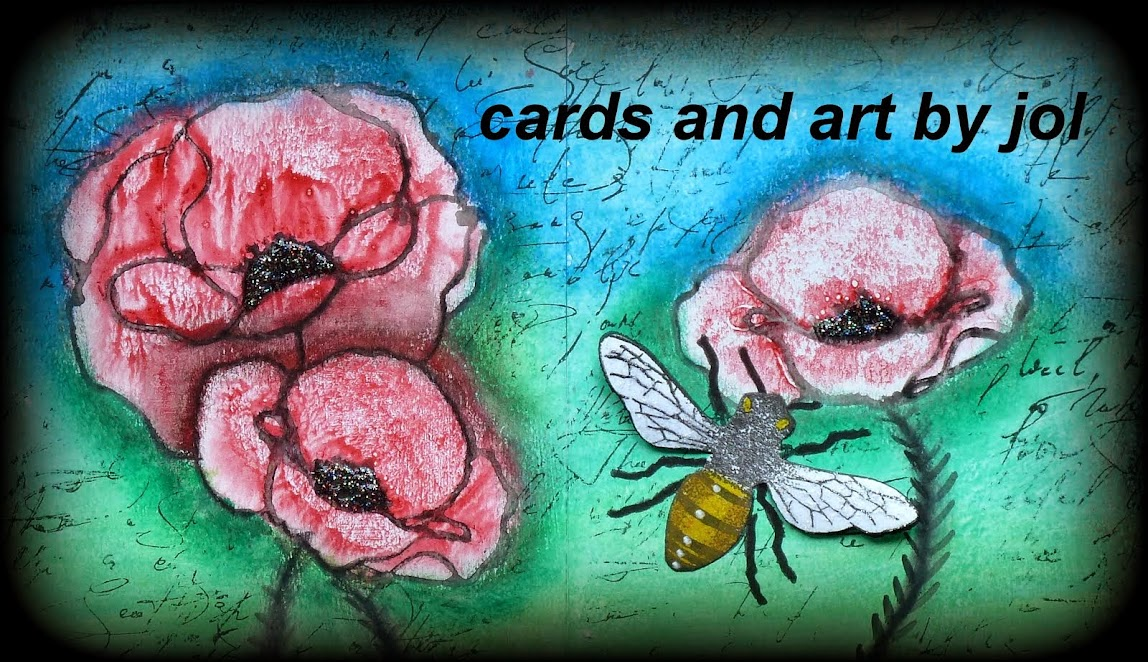 CARDS BY JOL and ART BY JOL
