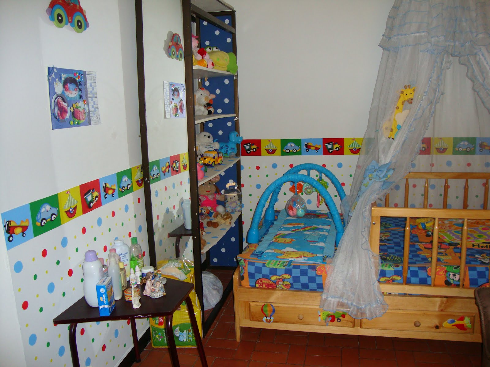 Creaciones lay decoraci n cuarto ni o for Como decorar el cuarto de un nino
