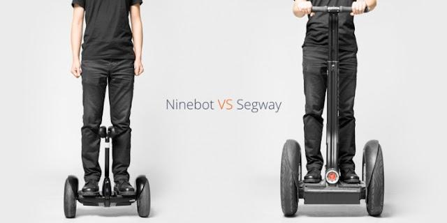 Ninebot Mini : Plinplan.net