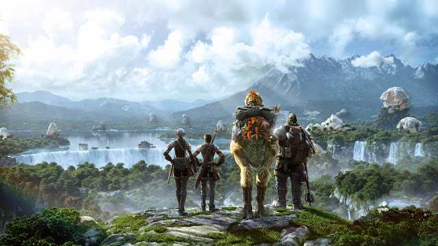 Final Fantasy XIV llegará a ps4 en abril de 2014