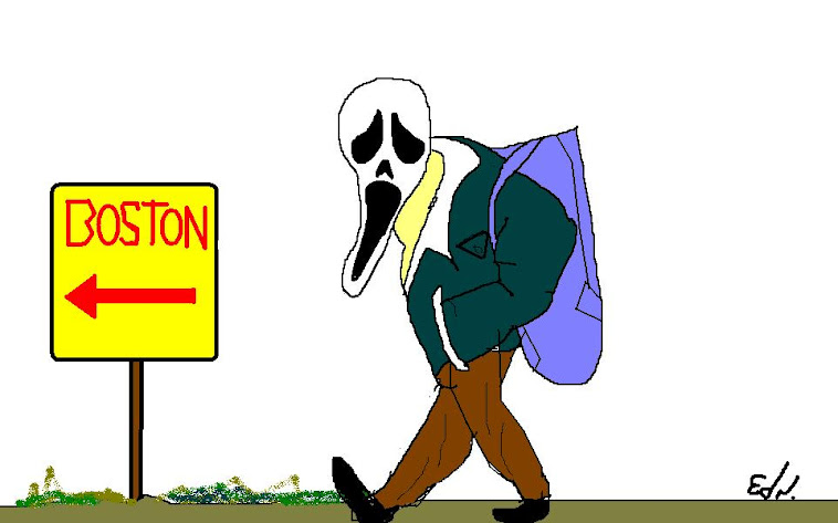 ''PANICO EM BOSTON''