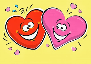 picture of loving: i am in love, two hearts