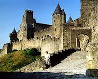 Tempat Wisata Di Perancis - Carcassonne