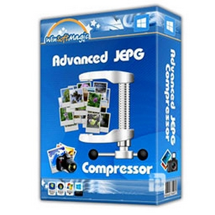 Advanced JPEG Compressor 2012 v9.3.101 Full + Serial