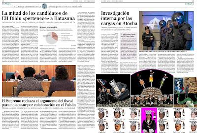 CiU está manipulando a la población catalana