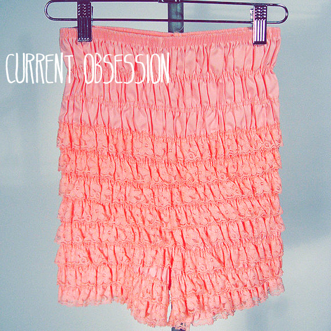 #bloomers #vintage #retro #shorts #high waisted #fashion trend