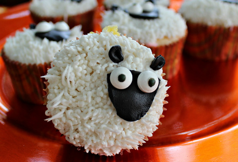 Moose+Cupcakes Moose Mouse Creations: Farm Animal Cupcakes