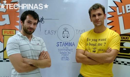Easy Taxi, Mario Berta, Paul Malicki