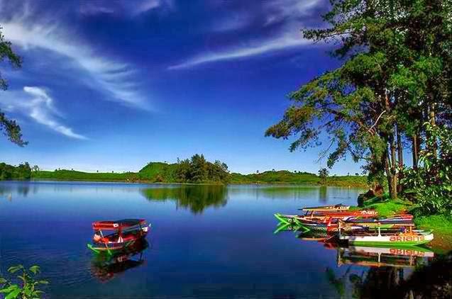 Objek Wisata Pangalengan Bandung