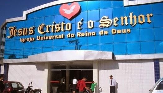 Iglesia Pare de Sufrir Brasil