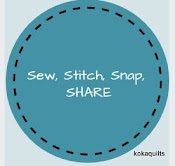 Sew, Stitch, Snap, Share