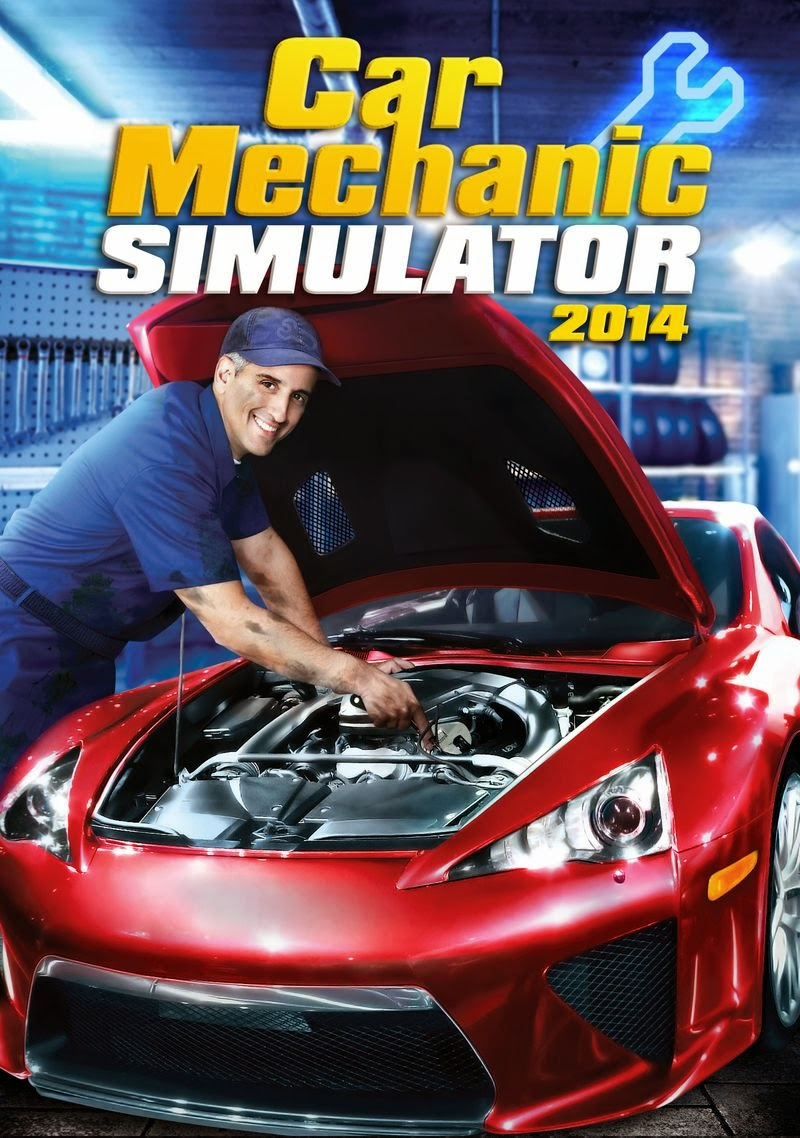 Car Mechanic Simulator 2014 PC Game Direct Download Links