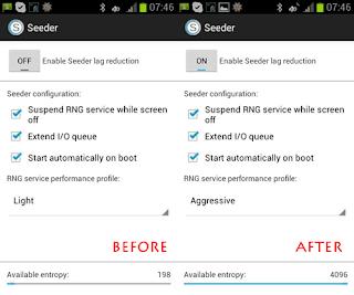 Cara Kurangi Lag Pada Android Dengan Aplikasi Seeder