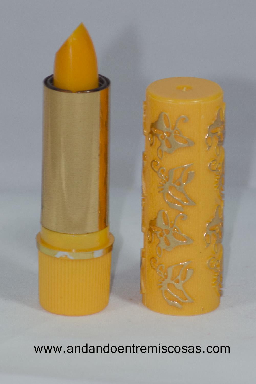 Pintalabios marroquí amarillo