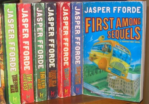 Image result for jasper fforde books