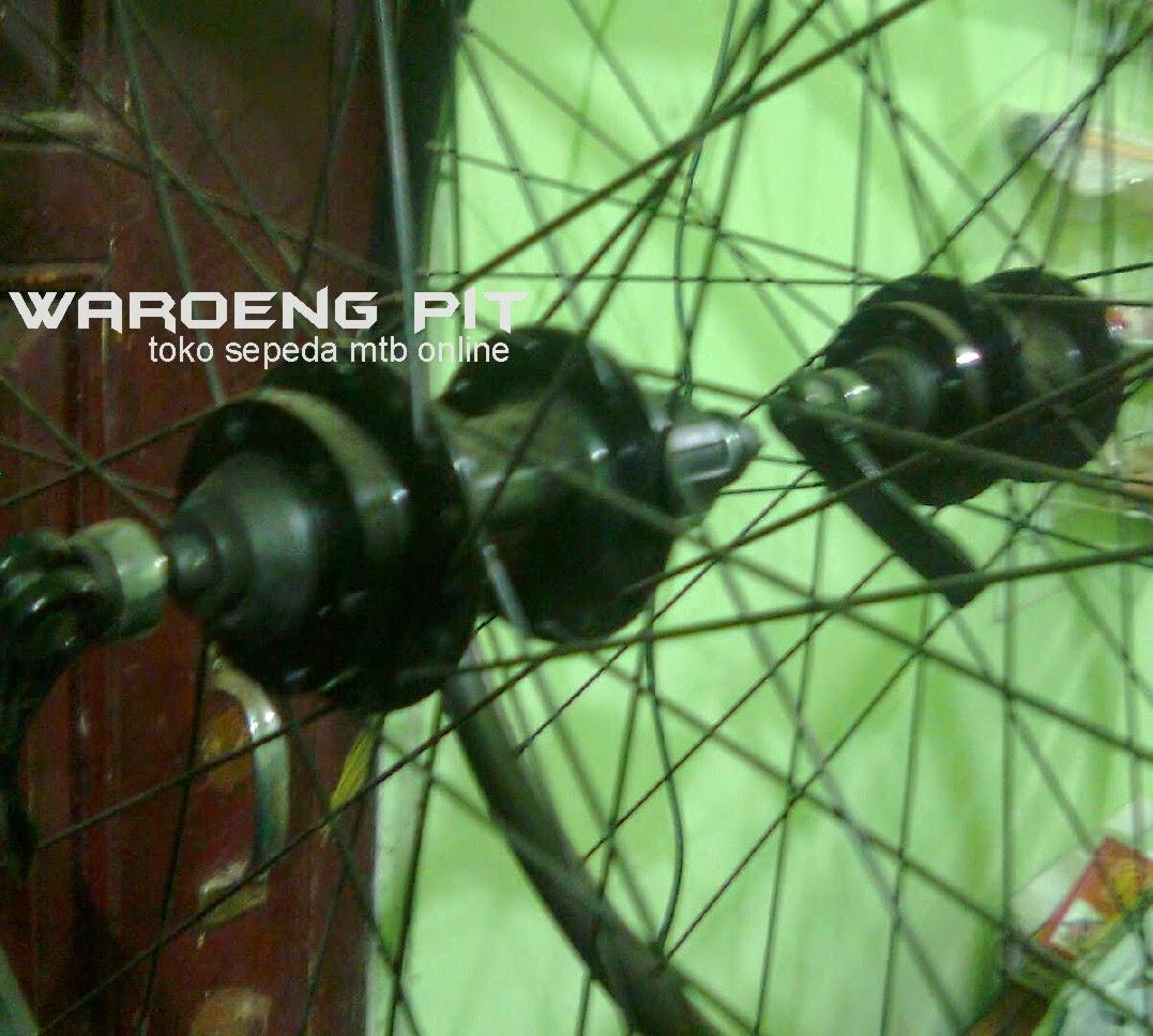 Jual Pelek Sepeda Commencal Hitam
