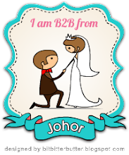 i am johor bride-to-be