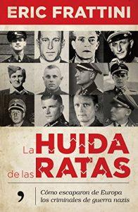 La huida de las ratas- Eric Frattini