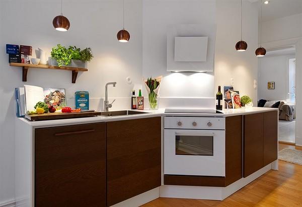 Electrodomesticos blancos decoraci n for Cocina con electrodomesticos