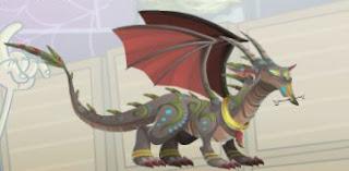 imagen del tribal dragon