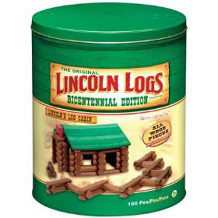 Stardust Lincoln Logs