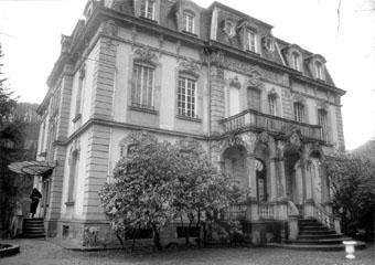 Château Lacour façade nord