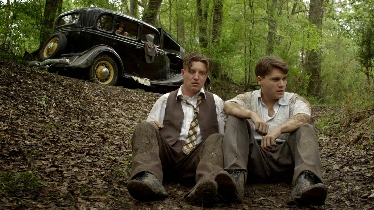Bonnie And Clyde (2013) S4 s Bonnie And Clyde (2013)