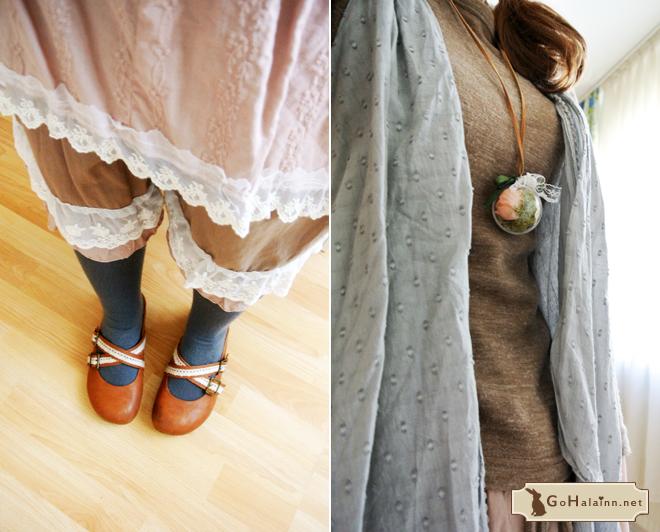Mori Kei Outfit