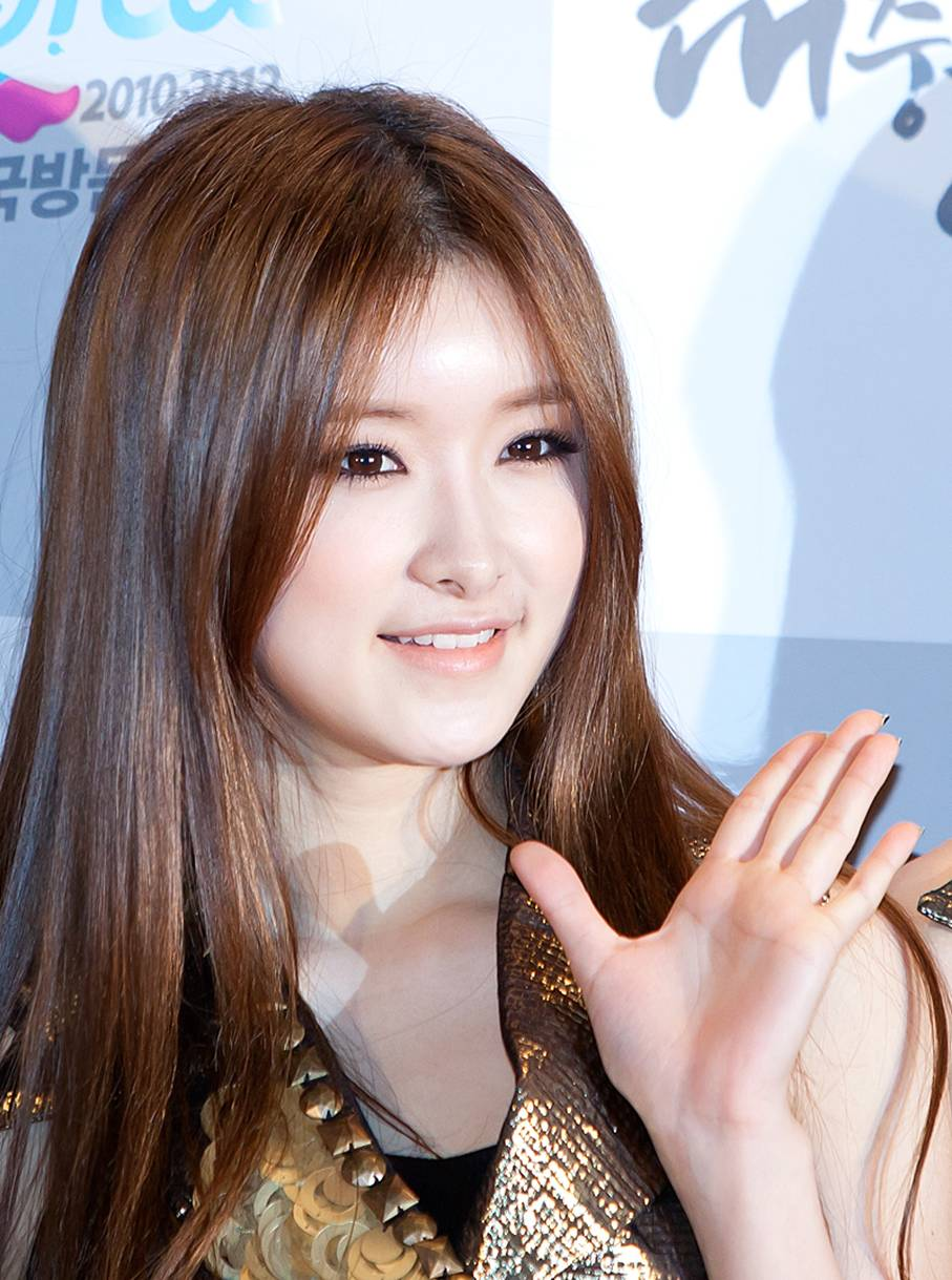 Korean Hairstyles Noh Lee Young After School