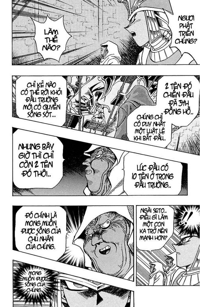YuGi Oh – Vua Trò Chơi chap 309 Trang 14