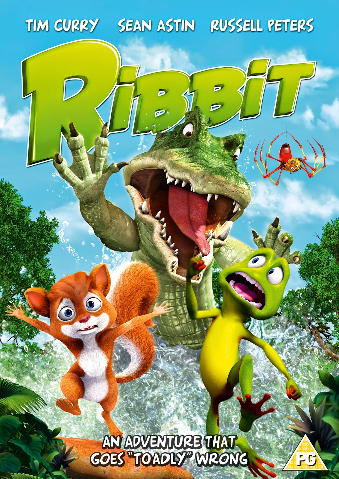 Ribbit: La rana traviesa