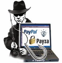 segurança phishing paypal payza cuidado attention dicas