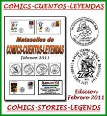 Feb 11 - COMICS CUENTOS y LEYENDAS