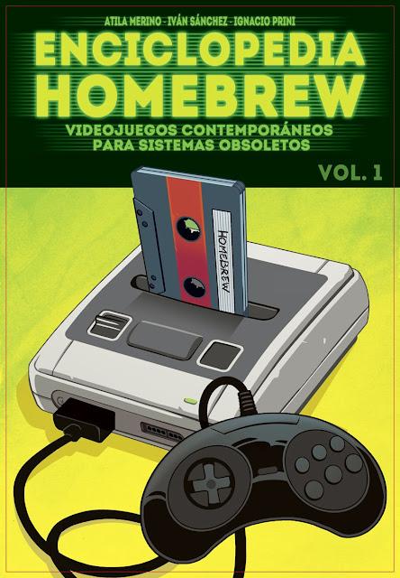Así es Enciclopedia Homebrew Vol 1., un repaso a las nuevas creaciones para máquinas antiguas
