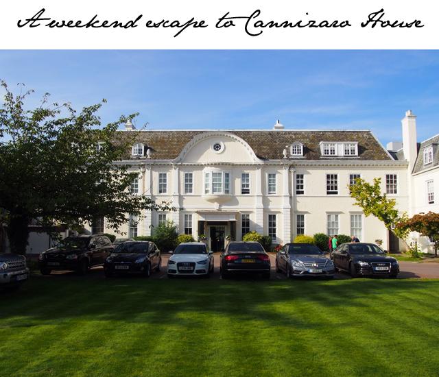 Cannizaro House