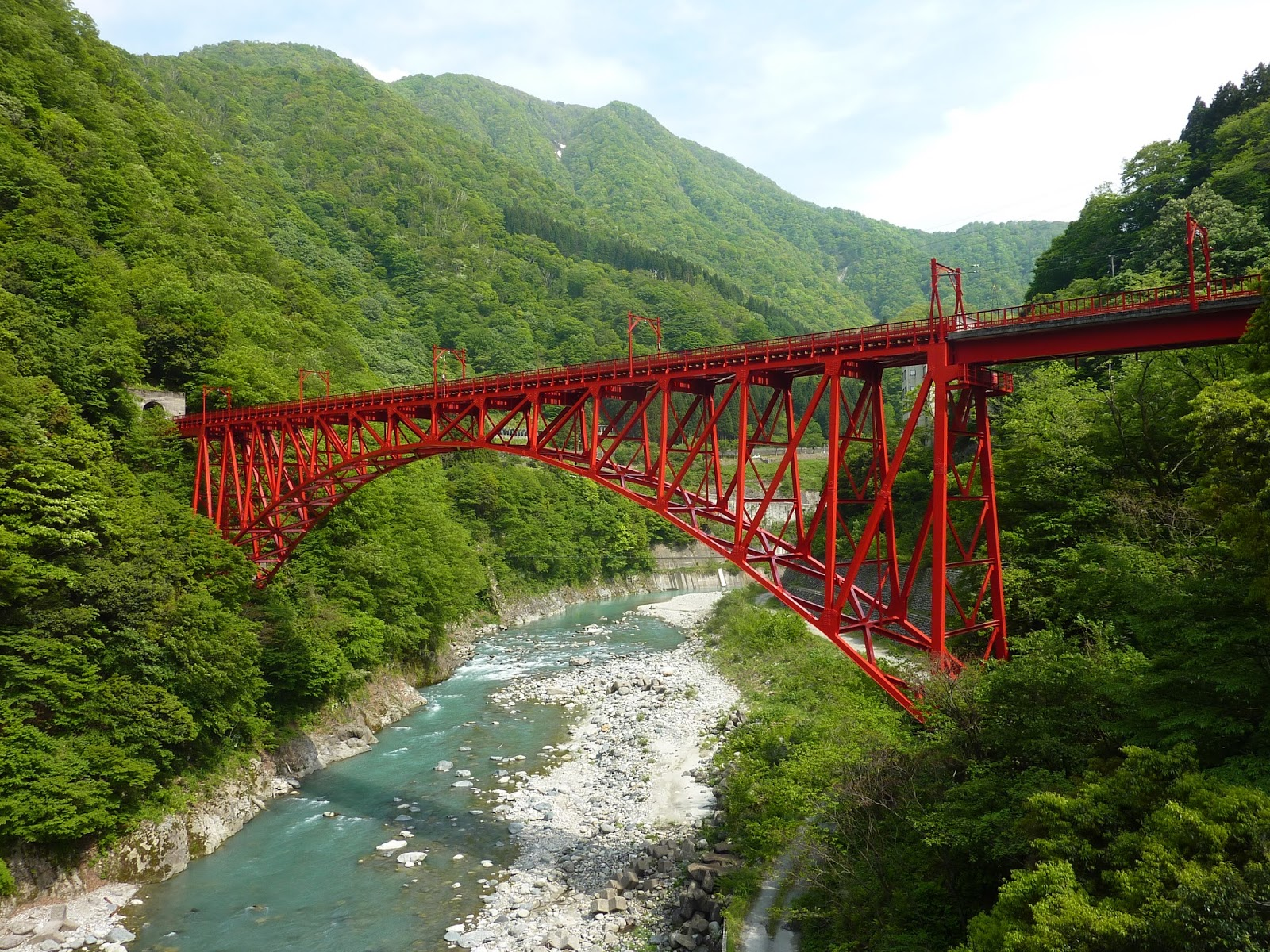 Kurobe Japan  city photos gallery : Trip to Japan: Day 8: Kurobe Gorge & Toyama