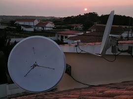 + antena fixa