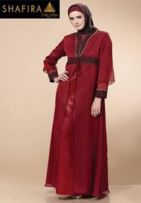 Gamis Shafira Toko Online Baju Muslim Busana Musl