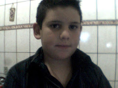 Meu irmão Victor 10 anos